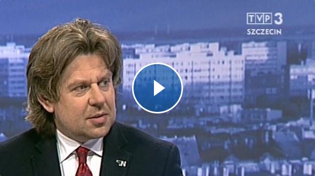 Poseł Piotr Misiło TVP3 sprawa polityczna 11.04.2016